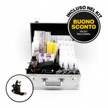 ADVANCED TATTOO KIT - COIL MACHINE PRECISE