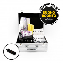 ADVANCED TATTOO KIT - PEN MACHINE FAST