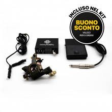 BASIC TATTOO KIT - COIL MACHINE PRECISE