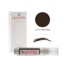 MiaOpera MicroBlading Pigment 4.2ml - Ebony Neutral