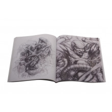 THE DRAWINGS & SKETCHES OF PACO DIZETZ 2 book set in esaurimento
