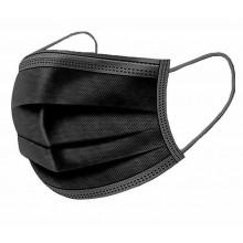 BodySupply Black Face Mask 50pcs
