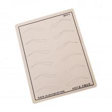 EYEBROW PRACTICE PAD 20x15x h.0,15cm
